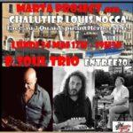 Concert Marta Project on Chalutier Louis Nocca